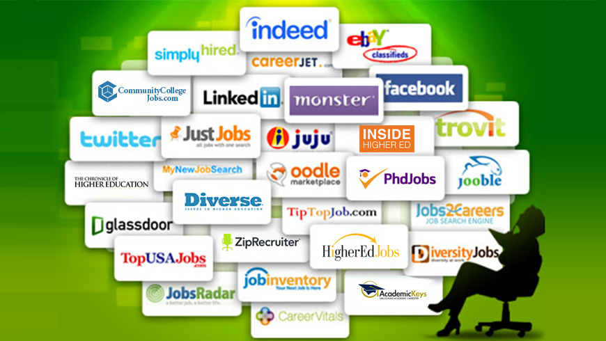 Online Job Board Recruitment Advertising for Colleges and